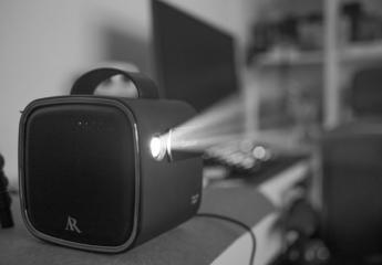 【金测评】美音好画质,酷乐视R4S投影仪测试与体验