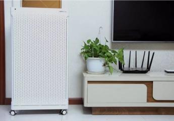 【金测评】安美瑞X8空气净化器评测:让家的空气更纯净