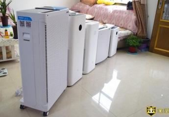 【金测评】安美瑞X8空气净化器增强版体验:售价2K-5K,五款主流旗舰空气净化器对比