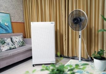 【金测评】安美瑞X8空气净化器增强版体验:除二手烟、甲醛等危害让家人更健康