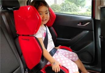 乐檬银河Galaxy儿童安全座椅:给你最安全的保护