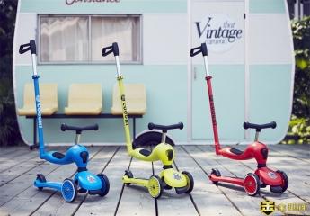 【试用中】【金测评】试用第26期 酷骑V3多功能滑板车免费试用