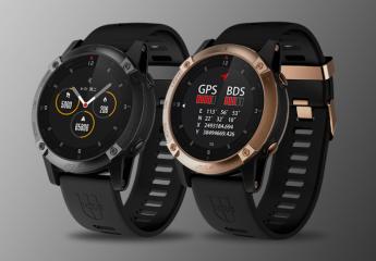 【试用中】【金测评】试用第30期 军拓铁腕5x运动智能手表免费试用