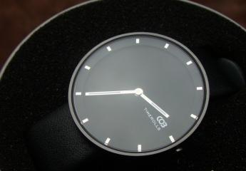 时光走字 TIMEROLLS COB时间轨迹夜视石英腕表