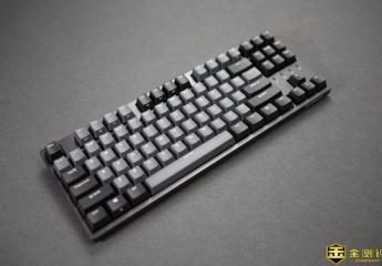 杜伽K320银轴上手体验:入手我梦中的键盘