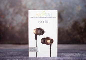 体验209元的麦高思BK50 pro定制版:再次刷新圈铁耳机价格底线!