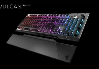 【圆满结束】【金测评】试用第35期 德国冰豹(ROCCAT)瓦肯Vulcan120机械式电竞游戏键盘免费试用