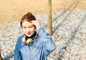惠威AW-65蓝牙耳机:除了性价比,颜值也不错