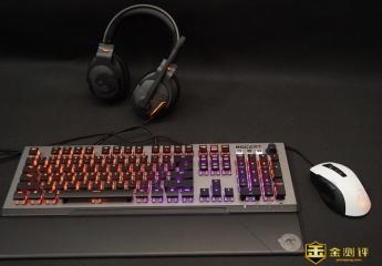 【金测评】冰豹ROCCAT瓦肯VULCAN120机械键盘评测:真正的玩家之选