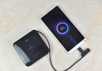 【金测评】南卡迷你无线充电宝POW-1体验:我要一次充3个