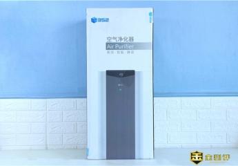 【金测评】352 X60空气净化器体验:A4纸大小,却是除霾除醛利器