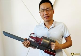 【金测评】小尼熊无线吸尘器 V1175体验,无线吸尘兼顾除螨,一机多用好帮手