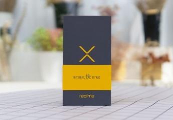 Realme X 手机快速开箱:有种旗舰机的错觉