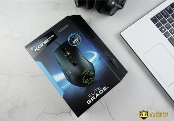 【金测评】冰豹Kone Pure SE游戏鼠标体验:电竞鼠标的最佳选择