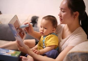 【金测评】米兔点读笔:宝宝的第一个启蒙老师,寓教于乐新体验!