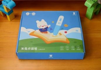 【金测评】米兔点读笔体验:专为中国儿童启蒙学习定制