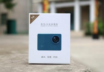 【金测评】海鸟4k运动相机:美好生活随心记,户外运动轻松拍