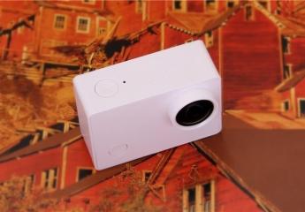 【金测评】海鸟4K/30帧运动相机:为运动而生记录户外精彩