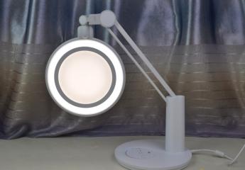 【金测评】孩视宝双光源智能台灯VL235B试用:一面一环双重呵护,保护孩子视力