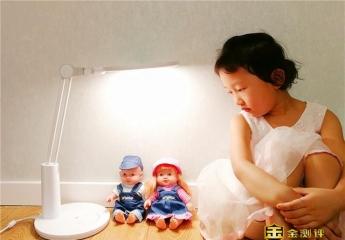 """【金测评】孩视宝VL235B台灯评测:全光谱灯珠,""""营养更均衡"""""""