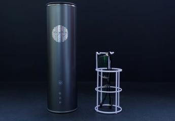 【金测评】洁盟·视洁杯JP-360超声波清洗机测评:站着洗才有范儿