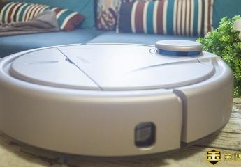 【金测评】岚豹扫地机器人评测:智能打扫家居,慵懒从此开始