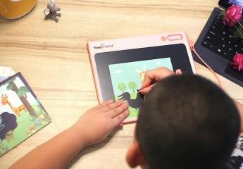 【金测评】绘特美Z系列彩色液晶画板评测:画出童年梦想