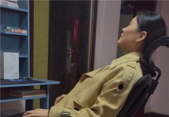 怎样快乐办公?缓解久坐疲劳,西昊M57人体工学椅体验