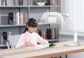 【金测评】试用第80期 孩视宝双光源智能台灯VL235B免费试用