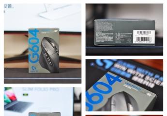 【金测评】罗技G604无线游戏鼠标:质感突出、趴握舒服,办公电竞不二之选