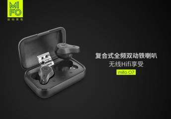 【金测评】试用第84期 魔浪mifo O7全频双动铁无线运动耳机免费试用