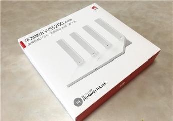 【金测评】华为路由WS5200四核版:高性能,四天线