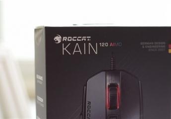 【金测评】炫酷灯光,反应迅捷,冰豹Kain120 AIMO游戏鼠标体验