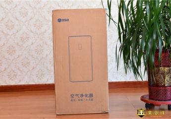 【金测评】352 Y100C空气净化器:除醛除菌,呵护家人健康