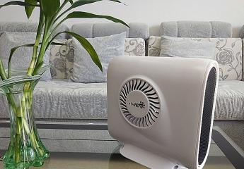【金测评】告别冰冷的小尼熊多功能暖风机