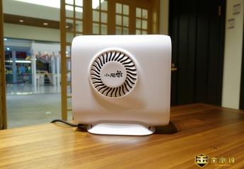 【金测评】阳光缺席的日子,由小尼熊多功能暖风机陪你度过