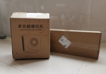 【金测评】小尼熊暖风机烘干机:冬季保暖多面手