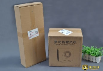 【金测评】小尼熊暖风机烘干机:冬日好帮手取暖小天使