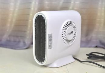 【金测评】小尼熊多功能暖风机试用:暖风增温,烘衣暖床