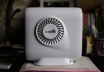 【金测评】小尼熊暖被神器暖风机体验