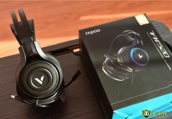 【金测评】极致音效,沉浸体验——雷柏VH520游戏耳机