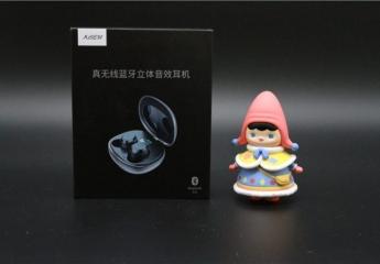 【金测评】西圣I07真无线蓝牙耳机:年轻人的第一个TWS耳机