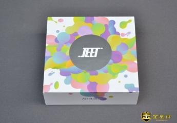 【金测评】泰捷JEET Air Bass TWS真无线运动蓝牙耳机:选她颜值决定一切