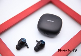 【金测评】西圣Ares战神真无线蓝牙耳机体验:女神节你需要的战神装备!