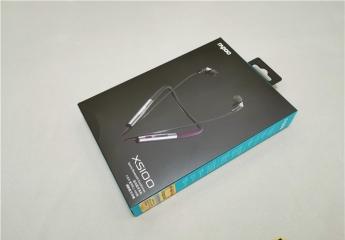 【金测评】雷柏XS100颈挂式蓝牙耳机评测:天声自由,轻盈无感