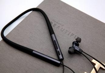【金测评】雷柏XS100挂脖式蓝牙耳机体验,这个春天,自由去运动!