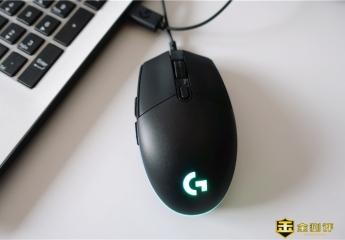 【金测评】罗技G102二代游戏鼠标评测:罗技鼠标宏,吃鸡不用愁