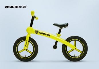【试用中】【金测评】试用第125期 COOGHI酷骑S系列儿童平衡车免费试用