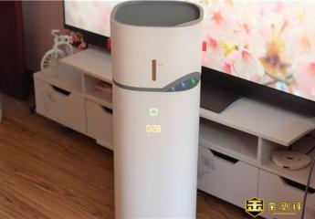 净化加湿,小巧智能,华为720全效空气净化器C400净化加湿套装