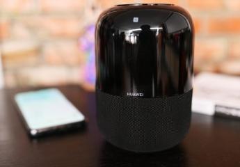 【金测评】华为AI音箱2电池板:感受悦耳音质,听见更多可能